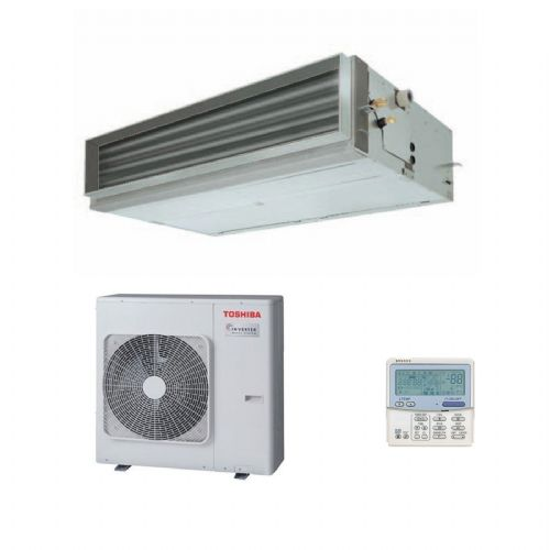 Toshiba Air Conditioning Ducted RAV-SM566BTP-E 10Kw/34000Btu Heat Pump Inverter A+ 240V/415V~50Hz